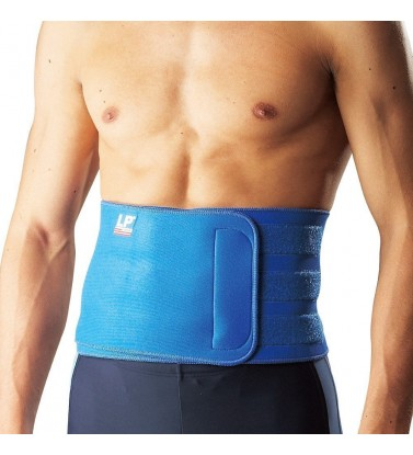 LP 711A WAIST TRIMMER (TWO SIDES NYLON)
