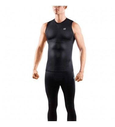 234Z WAIST SUPPORT COMPRESSION TOP(S/S)